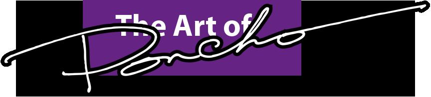 Logo theartofponcho.com
